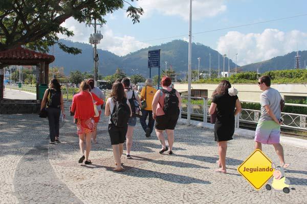 Partindo para o City Tour em Angra dos Reis, RJ. Imagem: Erik Pzado