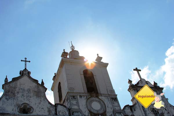 Convento do Carmo, de 1593. Angra dos Reis, RJ. Imagem: Erik Pzado