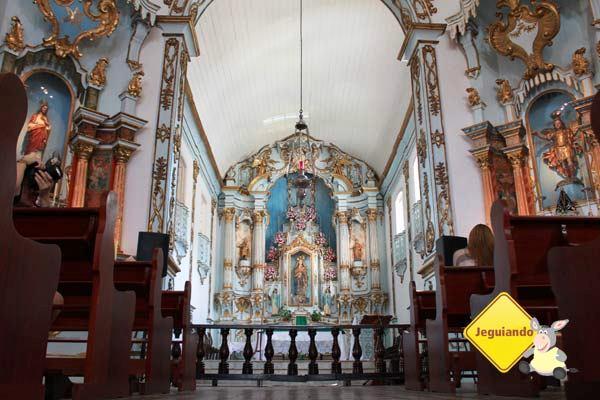 Igreja Matriz de Nossa Senhora da Conceição, fundada em 1750. Imagem: Erik Pzado
