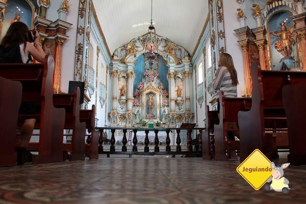 Igreja Matriz de Nossa Senhora da Conceição, fundada em 1750. Imagem: Erik Pzado, fundada em 1750. Imagem: Erik Pzado