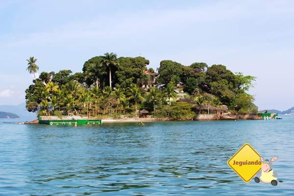 A beleza das águas e das ilhas de Angra dos Reis. Imagem: Erik Pzado