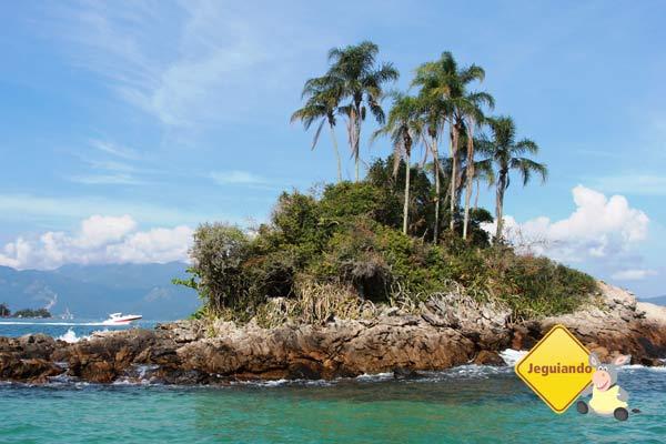 Ilhas Botinas. Angra dos Reis, RJ. Imagem: Erik Pzado