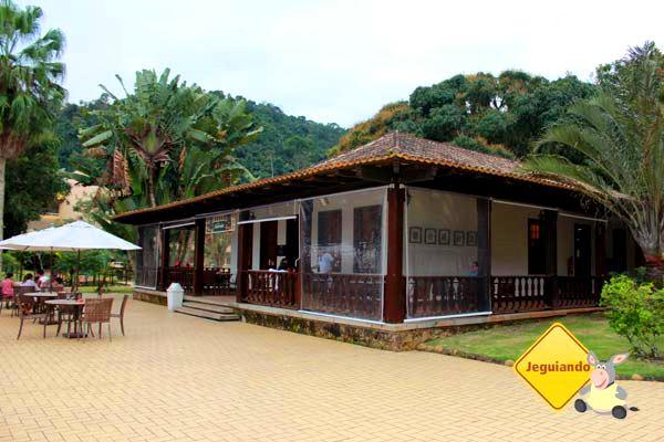 Restaurante Casa da Fazenda. Imagem: Erik Pzado