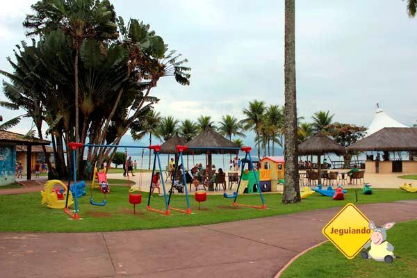 Parquinho para crianças. Vila Galé Eco Resort de Angra. Angra dos Reis, RJ. Imagem: Erik Pzado