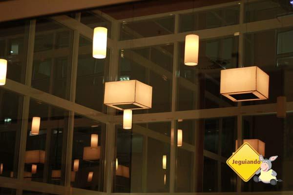 Iluminação do Bar Euphoria. Imagem: Erik Pzado