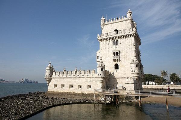 Torre de Belém, Lisboa. Imagem: Peter Pearson
