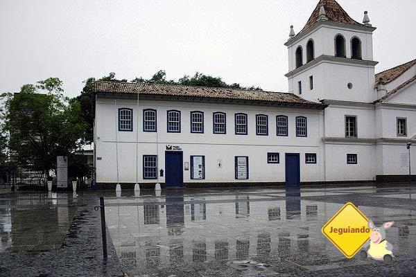 Pátio do Colégio, São Paulo. Imagem: Erik Pzado