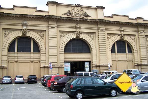 Mercado Municipal de São Paulo ou Mercadão. Imagem: Janaína Calaça
