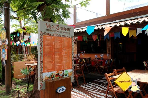 Vila Gourmet, cozinha regional contemporânea. Sobrado da Vila, Praia do Forte, BA. Imagem: Erik Pzado