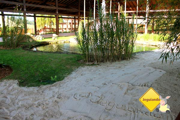 Jardim Zen. Canto da Floresta Eco Resort, Amparo, SP. Imagem: Erik Pzado