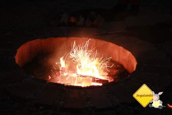 Ritual do Fogo e queima das negatividades. Imagem: Erik Pzado