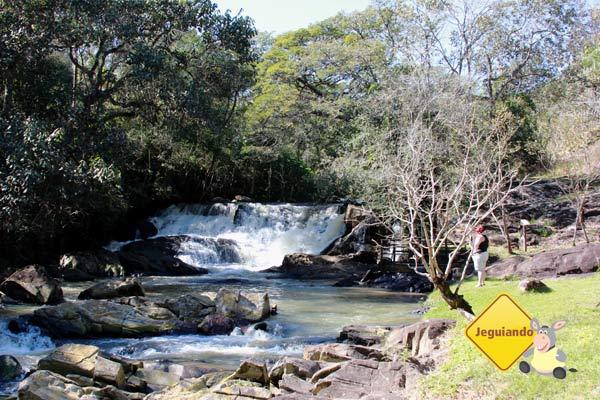 Cachoeira. Canto da Floresta Eco Resort, Amparo, SP. Imagem: Erik Pzado