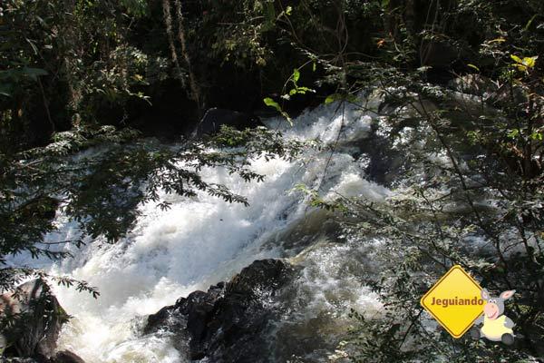 Força das águas. Canto da Floresta Eco Resort, Amparo, SP. Imagem: Erik Pzado