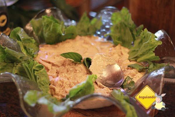 Menu árabe executado pelo Chef Rabi Abdo. Imagem: Erik Pzado