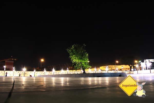 Vista da Praça Memorial 17 de Julho