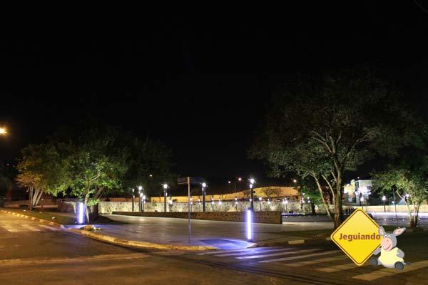 Praça Memorial 17 de Julho. Imagem: Erik Pzado