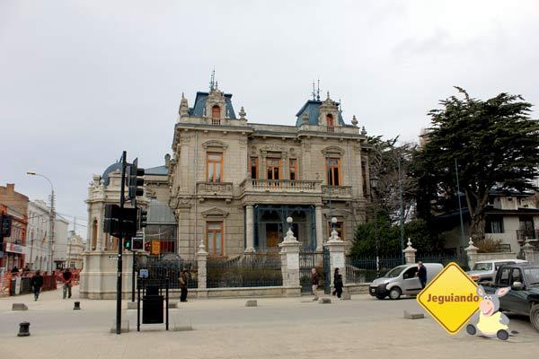 Museo Braun Menendez (Palacio Sara Braun). Punta Arenas, Chile. Imagem: Janaína Calaça