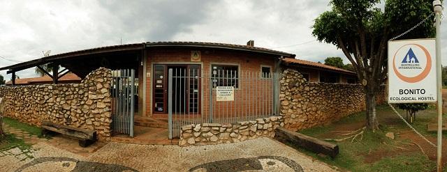 Bonito Hostel. Bonito, Mato Grosso do Sul. Imagem: Erik Pzado
