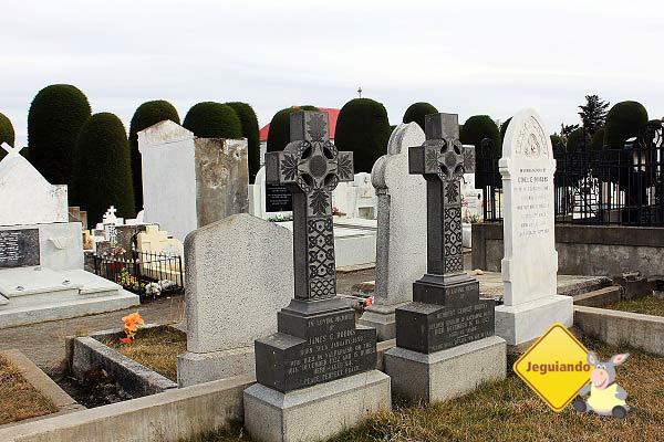 Cementerio de Punta Arenas. Chile. Imagem: Janaína Calaça