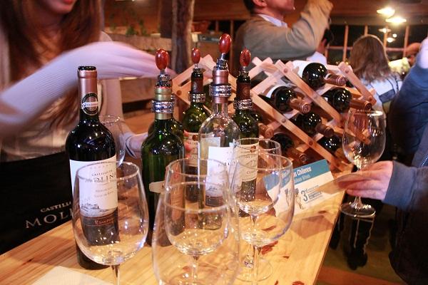 Los vinos! Imagem: Janaína Calaça
