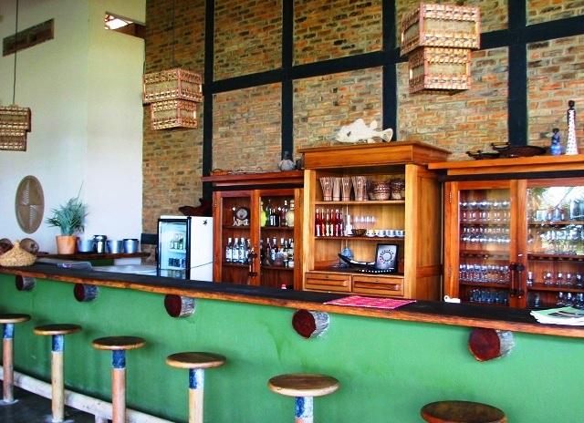 American bar. Imagem: Janaína Calaça