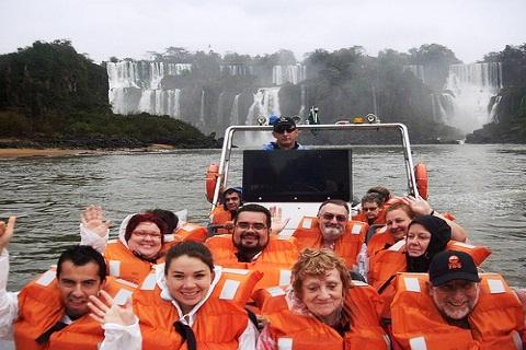 Macuco Safari. Foz do Iguaçu, Paraná. Imagem: Jeguiando