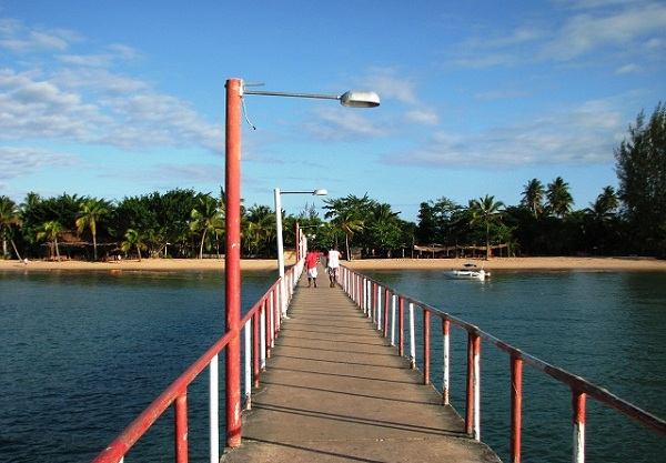 Atracadouro de Barra Grande. Imagem: Janaína Calaça