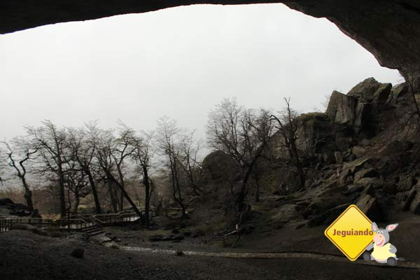 Cueva del Milodón. Puerto Natales, Patagônia, Chile. Imagem: Janaína Calaça