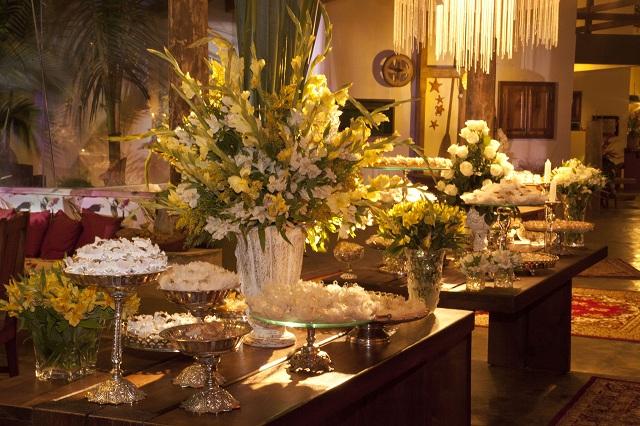 Casamentos e outros eventos sociais têm espaço na Pousada Taipu de Fora. Imagem: Haroldo Magalhães
