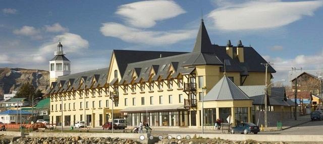 Costaustralis Puerto Natales. Imagem: http://www.hotelcostaustralis.com/en-us/