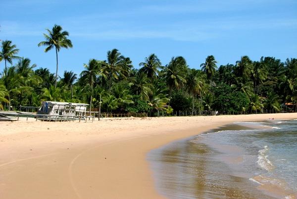 Ponta do Mutá. Península do Maraú, Bahia. Imagem: Janaína Calaça