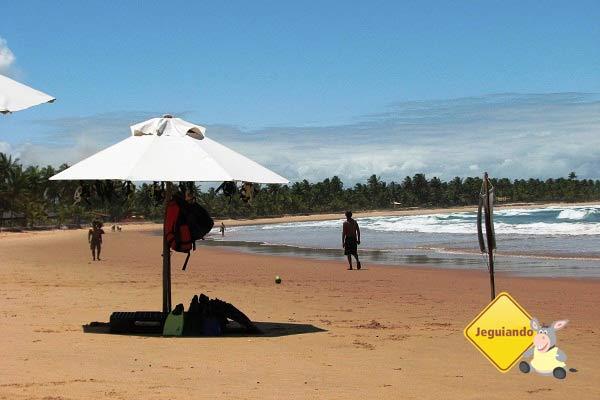 Aluguel de snorkel para curtir as piscinas naturais. Imagem: Janaína Calaça