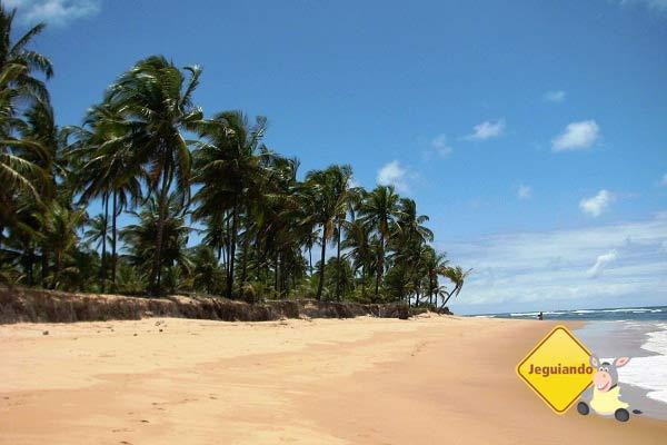 Praia de Taipu  de Fora. Península do Maraú, Bahia. Imagem: Janaína Calaça