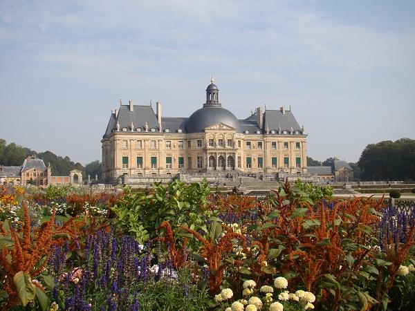 Chateau Vaux le Vicomte. Imagem: Divulgação