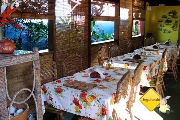 Restaurante A Tapera. Barra Grande, Península do Maraú, Bahia. Imagem: Janaína Calaça