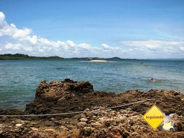 Ilha da Pedra Furada. Baía de Camamu, Bahia. Imagem: Janaína Calaça