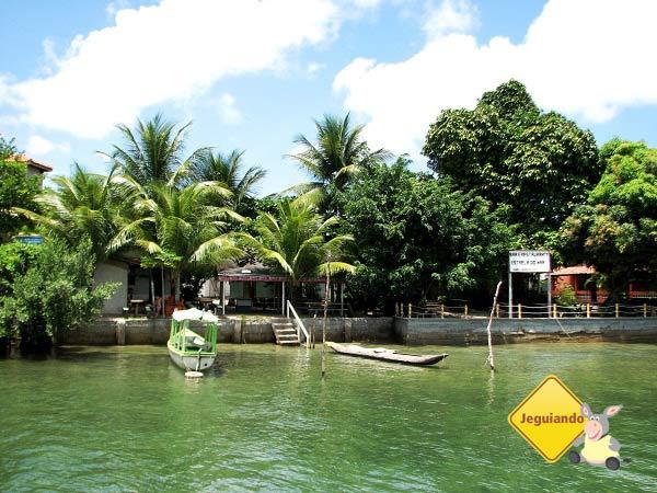 Ilha do Sapinho. Baía de Camamu, Bahia. Imagem: Janaína Calaça