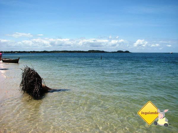 Ilha do Goió, Baía de Camamu, Bahia. Imagem: Janaína Calaça