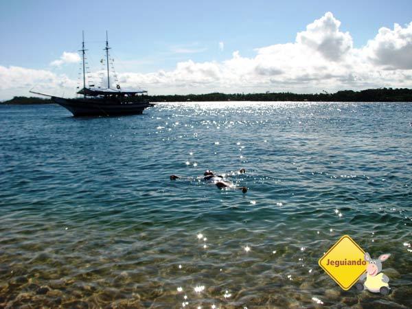 Boiando. Ilha de Campinhos. Baía de Camamu, Bahia. Imagem: Janaina Calaça