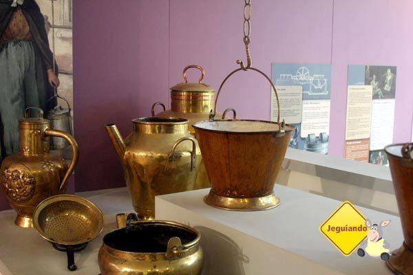 Musée Gourmand du Chocolat (Choco-Story). Paris, França. Imagem: Janaína Calaça