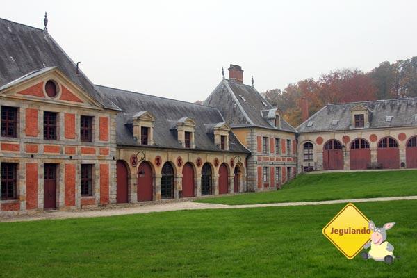 Château Vaux Le Vicomte. Imagem: Janaína Calaça