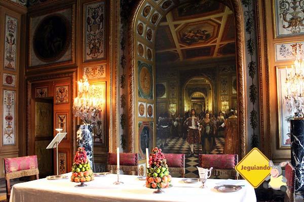 Château de Vaux Le Vicomte. Paris, França. Imagem: Janaína Calaça