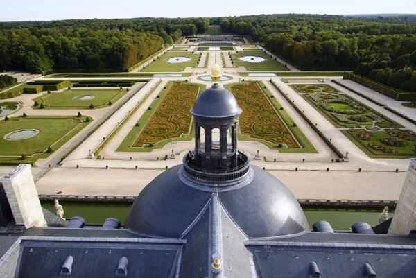 Château Vaux le Vicomte. Imagem: Divulgação