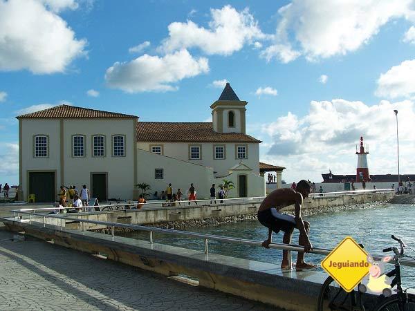 Monte Serrat. Salvador, Bahia. Imagem: Jeguiando