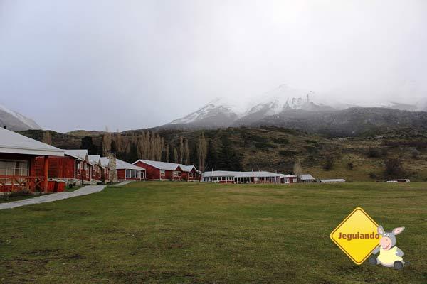 Las Torres, hotel em Torres del Paine, Chile. Imagem: Janaína Calaça
