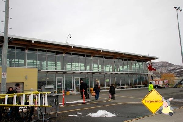 Aeroporto de Kamloops. Imagem: Erik Pzado