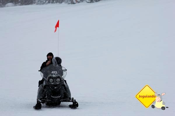 Snowmobile. Imagem: Erik Pzado