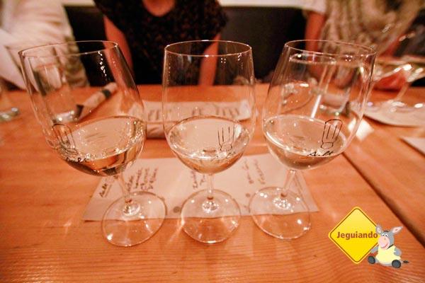 Degustação de vinhos no Salt Tasting. Vancouver, British Columbia. Imagem: Janaína Calaça