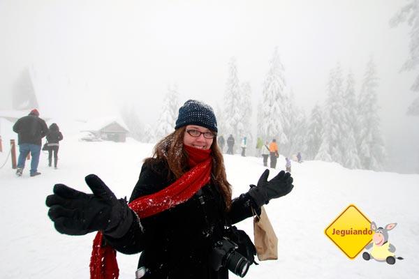 Pri e a relação amorosa com os flocos de neve. Imagem: Erik Pzado
