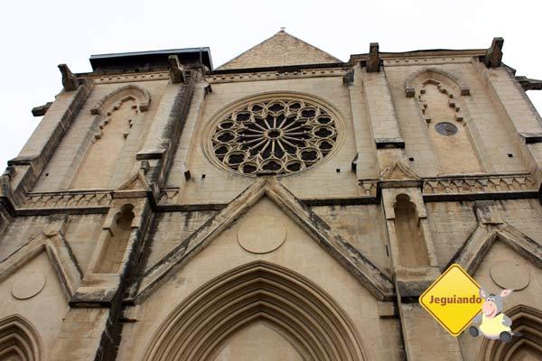 L'église Saint Roch . Montpellier, França. Imagem: Janaína Calaça